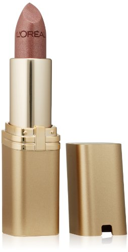 L'Oréal Paris Makeup Colour Riche Original Creamy, Hydrating Satin Lipstick, 760 Silverstone, 1 Count