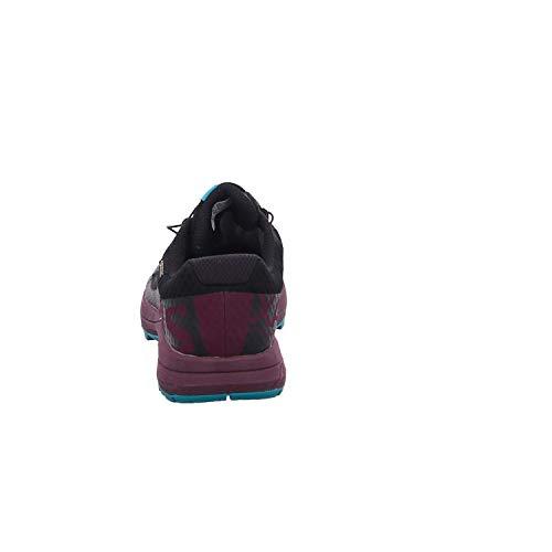 Elevate Zapatillas Foncã violet Noir W Running De Gtx Xa Trail Salomon SIwqf5F