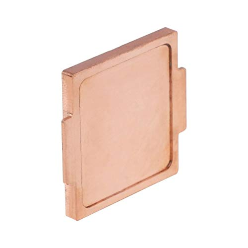 CPU Pure Copper Cover Cooling For 3770K 4790K 115xInterface Open Cover Protector
