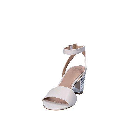 Donna Guess alla Sandali Dress Cream Caviglia Cinturino con Footwear z0O6a