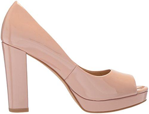 Puntera The Nude Mujer Synthetic tacón de Alto de Zapato Patent Veronica Plataforma Abierta Fix HpxTHRY