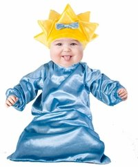 Wilton Baby Cartoon Costume (6-12