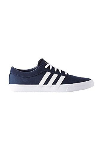 Adidas Sneaker Men SEELWOOD F37857 Blau Weiß