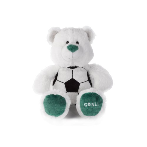 Nat and Jules Game Day Bears Plush Toy, Soccer ()