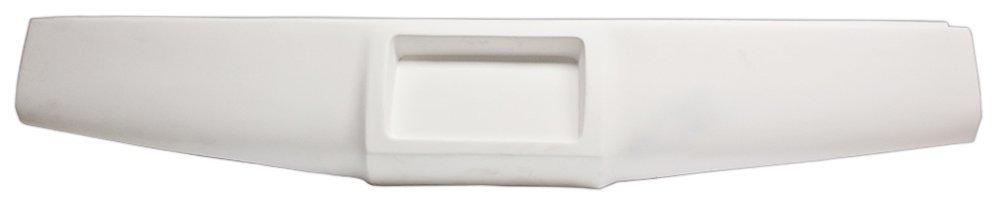 IPCW CWR-8693DG White Roll Pan Fiberglass