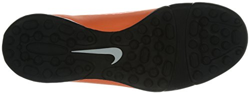 Nike Hypervenom Phade TF Fussballschuhe hyper crimson-white-black-atomic orange - 42