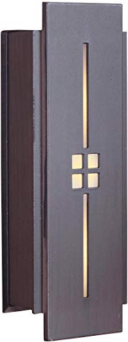Craftmade TB1030-AI Tiered Mission Lighted Touch ()