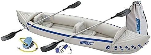 SEAEAGLE 370 inflatable kayak
