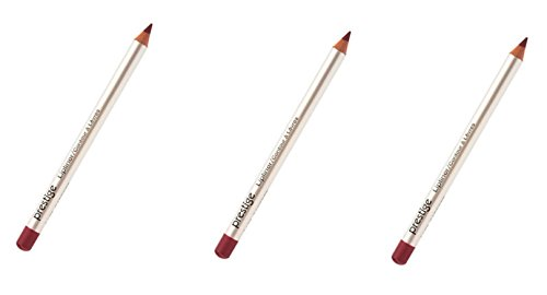 Lot of 3 pcs Prestige Classic Lip Liner 04 oz (03 Cabaret)
