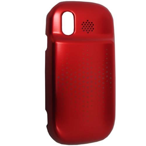 Samsung Red Extended Battery Door Cover for Intensity U450 SCH-U450 & DoubleTake