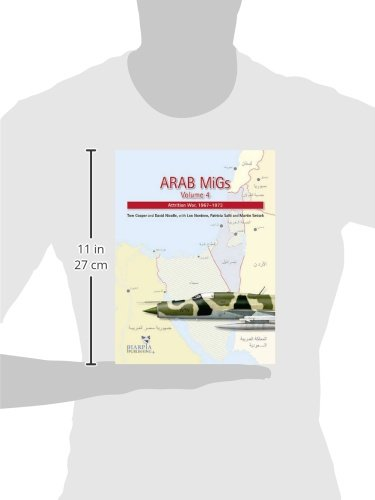 Arab MiGs Volume 4 Attrition War 1967-1973 Book Israeli Air Force F-4 Phantom 21