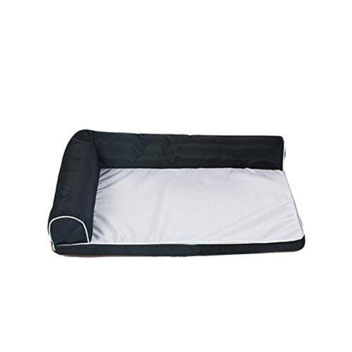 C SFERZA petsuppliesmisc Small Medium Size Large Dog Pad Supplies Indoor Waterproof Pet Bed (color   A, Size   M)