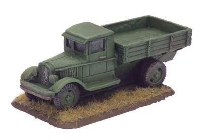 Flames Of War Soviet Zis5 3ton truck (x2) by Flames of War