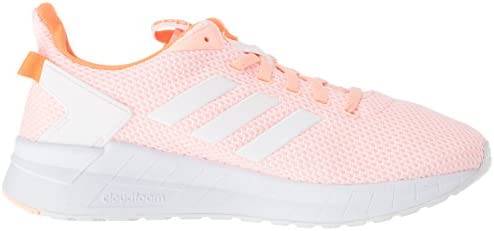 adidas adidas Women's Questar Ride W Running Shoe, WhiteGrey OneHaze Coral, 5 M US from Amazon   Real Simple