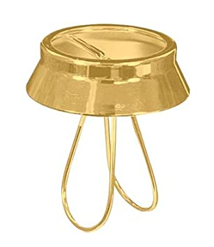 High Quality Clip On Lamp Shade Holder For Small Accent Lamps (Lot Of 10)