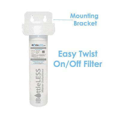 Replacement Water Filter for All Bottleless Water Coolers. Easy