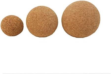Pelota de masaje, Masaje Bola, Fascia, Fascia bola de corcho, en 3 ...