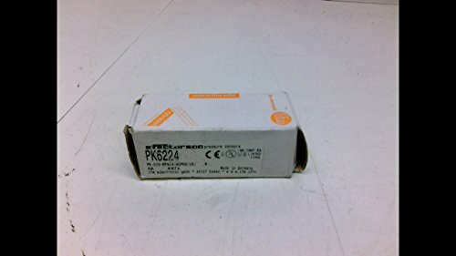 Pressure Switch, (2) SPST, 0to145 psi, 1/4'' by Ifm (Image #3)