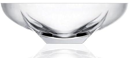 RCR 24% Lead Crystal Fusion 30cm Bowl Large Crystal Fruit Bowl ...