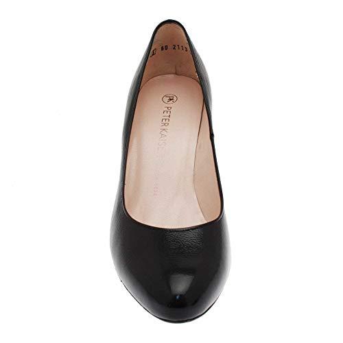 Kaiser De Negro Para Peter black Patent Vestir Zapatos Mujer dqwxn6zT