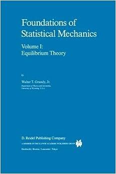 Libros De Cocina Descargar Foundations Of Statistical Mechanics: Equilibrium Theory En PDF Gratis Sin Registrarse