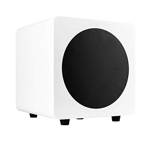 """Lowest Price! Kanto SUB8 Powered Subwoofer – 8"""" Paper Cone Driver — Powerful Bass Extension â€..."""