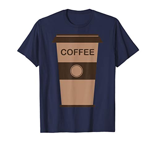 Coffee Cup Costumes (Coffee Cup Costume Shirt Roasted Beans Brewed Drink)
