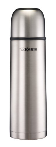 Zojirushi SV-GHE50 Tuff Slim Stainless Steel Vacuum Bottle, 17-Ounce by Zojirushi