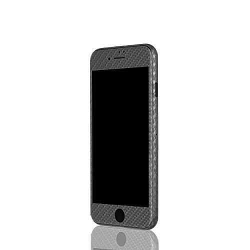 AppSkins Vorderseite iPhone 7 PLUS Carbon grey
