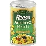 Large Artichoke Hearts (12-14 oz jars) Large Artichoke Hearts