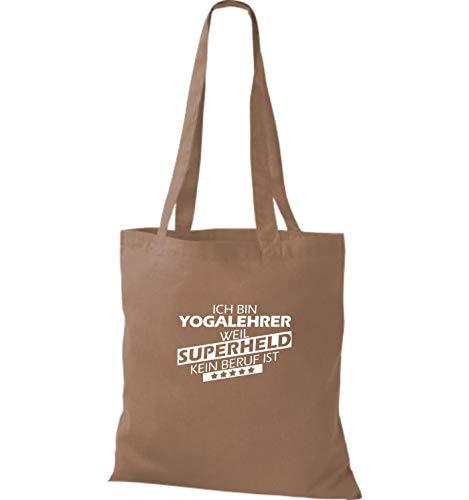 Weil Estoy De Trabajo Bolso Ist Yoga Profesor Tela Caramelo Sin Superheld Shirtstown Uw1OqaYxtn