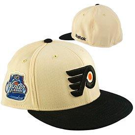 Reebok Philadelphia Flyers 2012 Winter Classic Flexfit HAT - Osfa