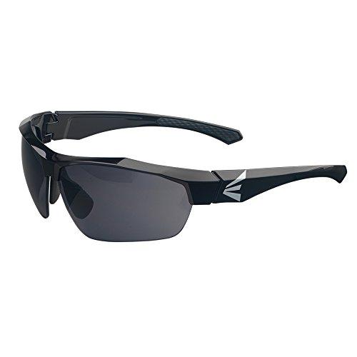Easton Flares Sunglass, Black - Sunglasses Baseball