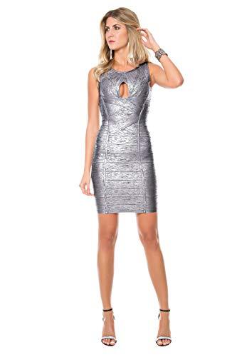 Bandage Boo (Sara Boo Shimmer Bandage Dress (S))