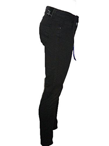 Size Jeans In Pantaloni 42 28 Cotone Gaudi' Nero Donna Tg xYCqZrwY
