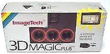 3D Magic Plus Disposable Camera