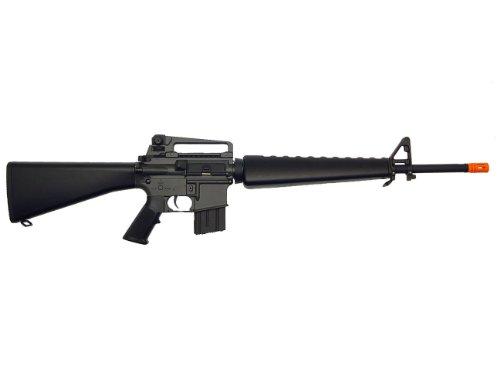 jg aeg-m16a1vietnam nicads/charger included-metal g-box(Airsoft Gun)