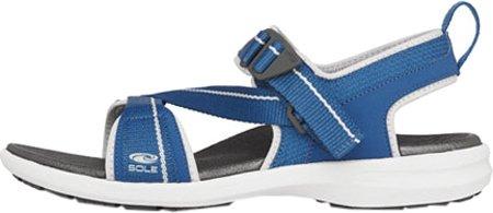 Enda Mens Navigera Athletic Sandal Ankare
