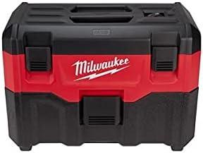 MILWAUKEE'S M18 Wet/Dry Vacuum