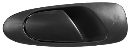 557a485cd4df2 OE Replacement Honda Civic Rear Passenger Side Door Handle Outer (Partslink  Number HO1521102)