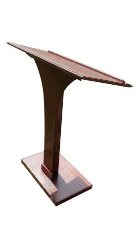ML Pulpit Floor Standing Podium/Lectern (Antique Cherry) (Floor Lectern Standing)