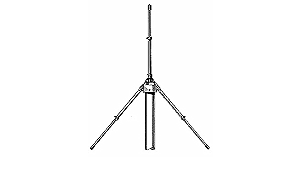 SIRIO GPA 27-45 27 A 45 mhz CB RADIO antena ppfd 27 45 ...