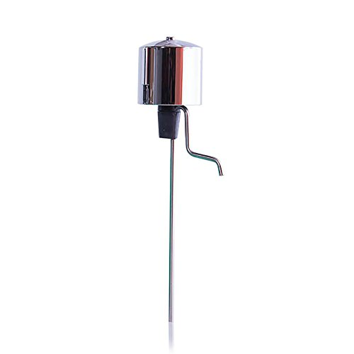- Crystalize The Perfect Measure Mouthwash Dispenser Chrome Pump Replacement - Replacement Pump ONLY