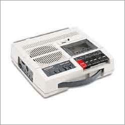 Califone CAS5272 Deluxe Cassette/Player Recorder, 10W RMS amplifier loud enough for classes up to 75 people and can be used for public address, 2 x 3 digit counter keeps track of key lesson points on tape