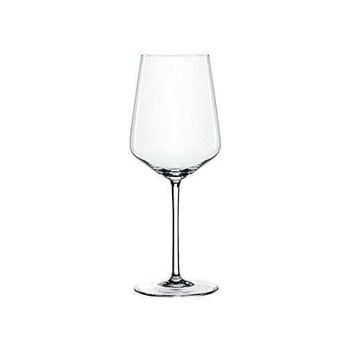 Spiegelau Style White Wine Glasses (Set of 4), - Glasses Styles