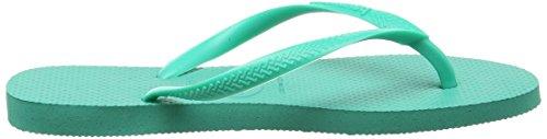 Mint para Mint Slim Green 9460 Verde Havaianas Chanclas Mujer Green S0Zqawfx