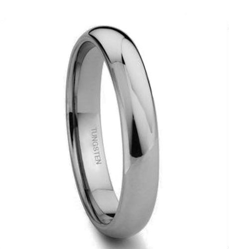 4mm Tungsten Carbide Lady Wedding Band or Promise Ring Comfort Fit – Sz4 to Sz10 31KmGf2OcKL home Home 31KmGf2OcKL