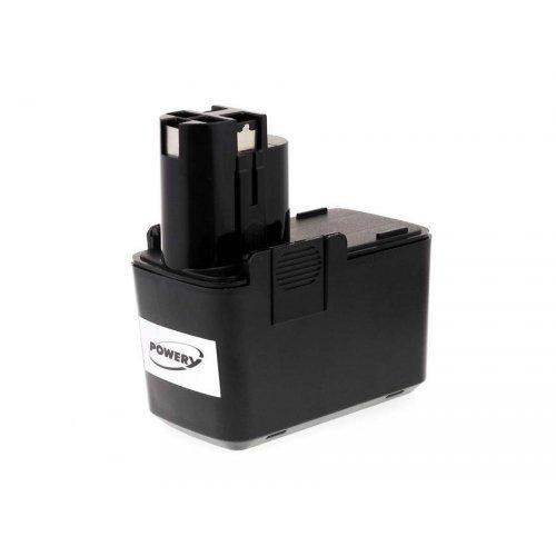 Powery Batterie pour Bosch perceuse visseuse PSR 12VES-2 NiMH, 12V, NiMH [ Batterie Outil é lectroportatif ] NiMH [ Batterie Outil électroportatif ] 1.20.BOS.4.65
