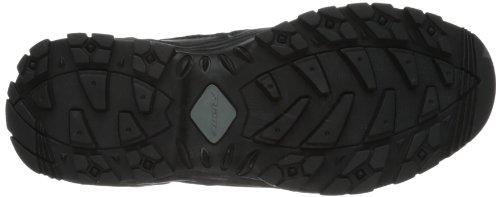 Ridge Footwear Heren Ultimate Mid Rits Werkschoen Zwart