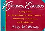Excuses, Excuses, Leigh W. Rutledge, 0452269210